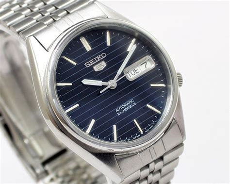Seiko 5 Cal 7s26 seiko 5 cal 7s26 automatic day date s wrist