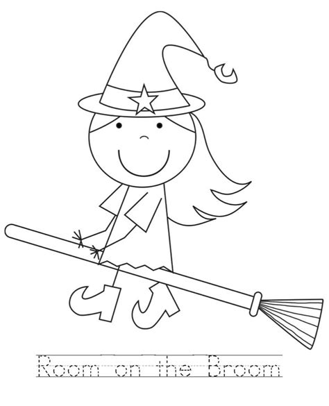 broom tree coloring page 17 best images about julia donaldson books and activities