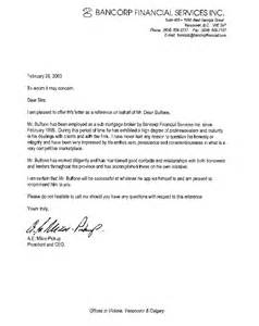 Reference Letter From Employer For Mortgage Cmn Canada Mortgage Network References Dean Bulfone