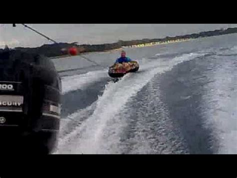 speed boat with 200 mercury biscuit wipeout youtube - Speed Boat Wipeout