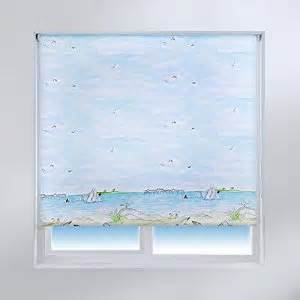 Sunlover sea view roller blind 60cm amazon co uk kitchen amp home