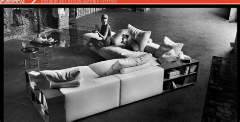 citterio divani divani flexform groundpiece design antonio citterio