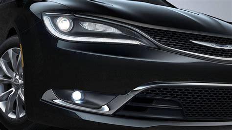chrysler 200 light 2011 2016 chrysler 200 xenon fog ls driving lights kit