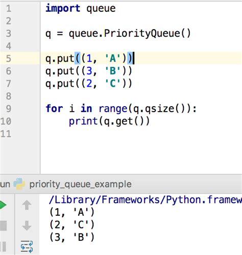Python Tutorial Queue | python queue journaldev