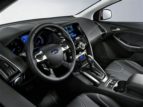 Ford Focus 2014 Interior by 2014 Ford Focus Price Photos Reviews Features