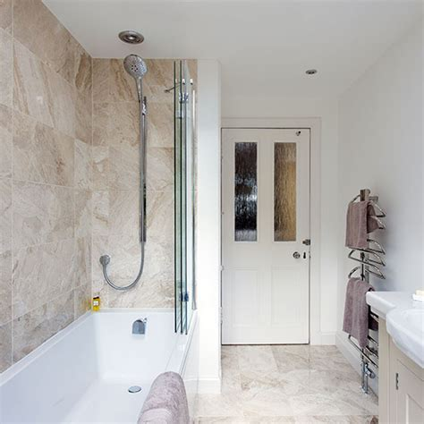 shower over bathtub marble bathroom with shower over bath decorating ideal home