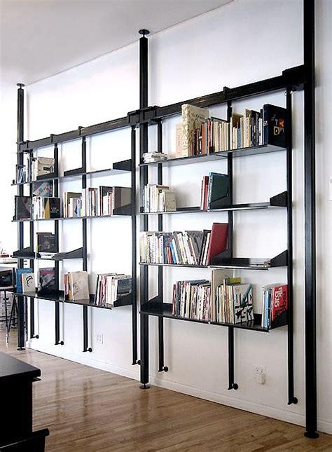metal bookcase house ideas pinterest
