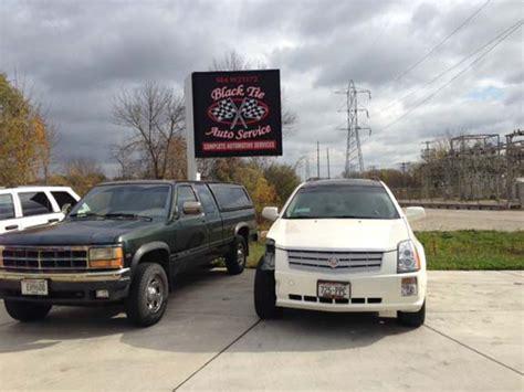 black tie auto service inc auto repair service