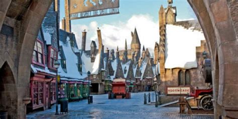 wizarding realm behind the ride 5 mind bending tricks employed by harry