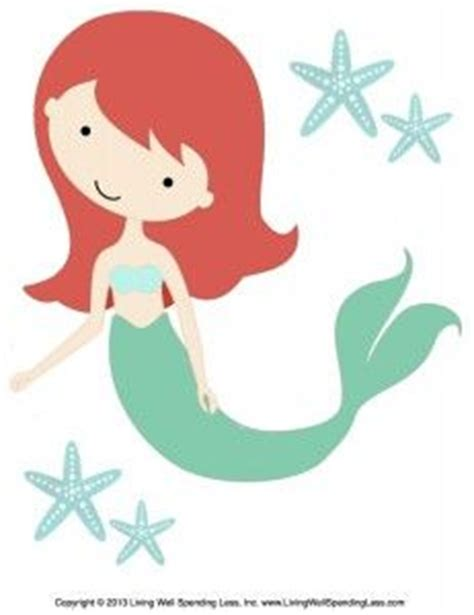 mermaid templates 1000 ideas about mermaid invitations on