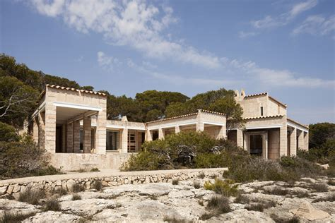 Is House An Architect S Indoor Outdoor Dreamscape In Mallorca