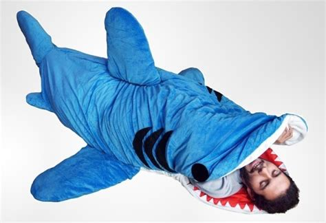 shark pillow sleeping bag chumbuddy a shark sleeping bag