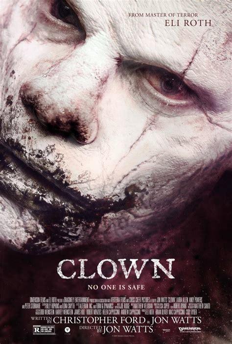 film it the clown review clown