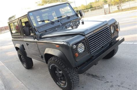land rover jeep defender for sale land rover defender d90 similar to range cruiser toyota
