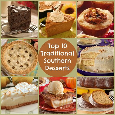 savory pies pastries dish dinner meals southern cooking recipes books top 10 traditional southern desserts mrfood