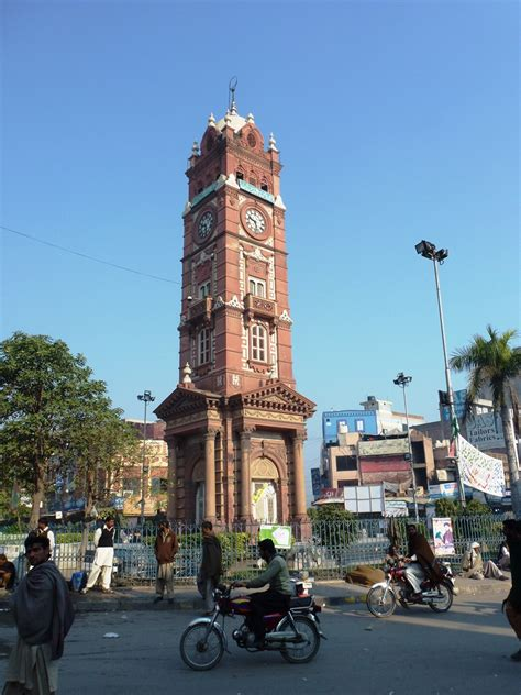 Unique Clock by Exploring Faisalabad Foreign Office Blogs