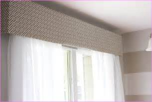 Window Valance Box Modern Valance Window Treatments Home Design Ideas