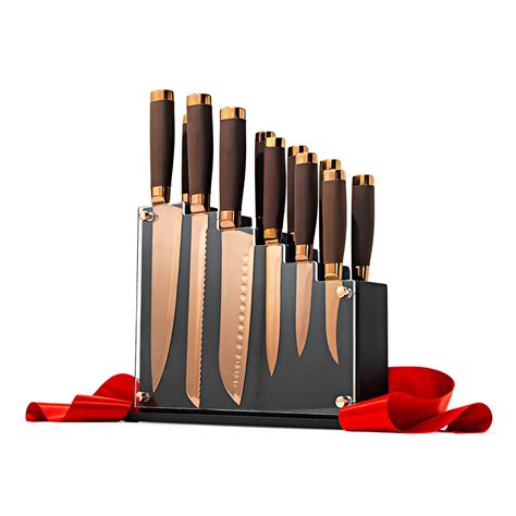 sets of kitchen knives best 25 stainless steel knife set ideas on