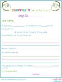 Santa Thank You Letter Template Printable Thank You Letter From Santa New Calendar