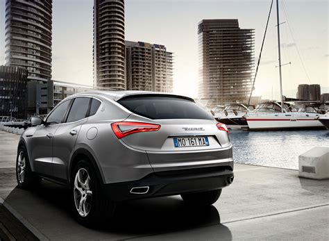 maserati suv new maserati levante suv on sale in 2015 news4cars