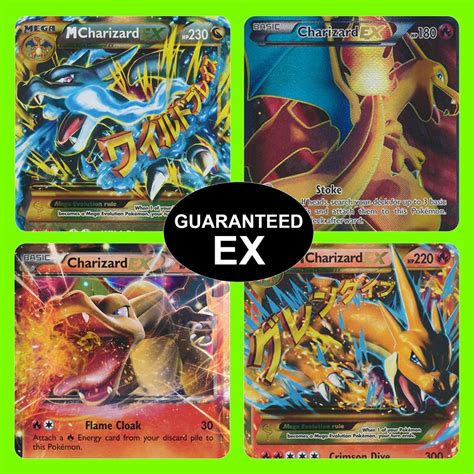 how to make a ex card tcg 5 card lot guaranteed ex ex or