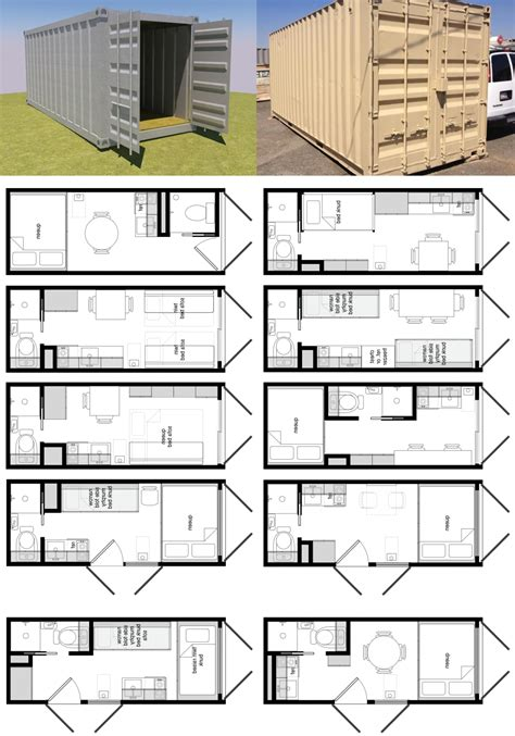 storage container floor plans free shipping container container house design