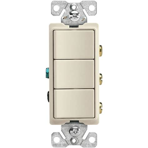 single pole light switch with 3 black wires leviton decora 15 amp single pole 3 way wiring diagram