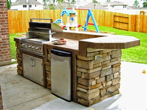 outside kitchen ideas simple outdoor kitchen design ideas interior home