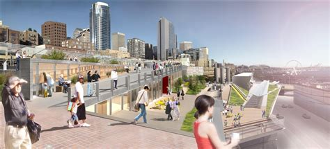 design concept for public market seattle waterfront development news and photos page 24