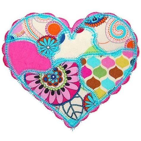Patchwork Hearts - patchwork nobbieneezkids