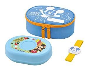Blus Mickey Import thermos fresh lunch box disney mickey mouse blue 360ml dja 363ds bl japan import ca