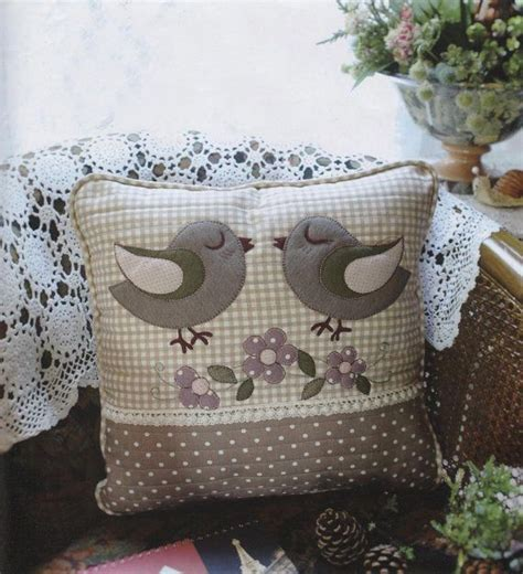 Patchwork Cushion Patterns - 563 best images about kissen pillows on