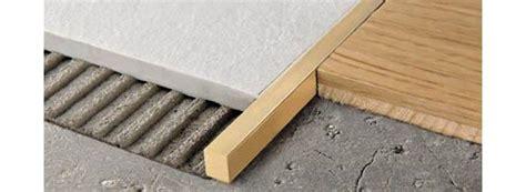 coprigiunto per pavimenti accostare pavimenti differenti in corrispondenza di una soglia
