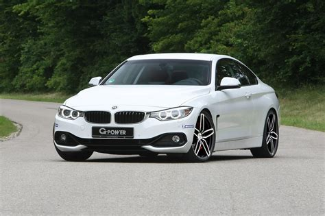 Modified Bmw Coupe by G Power Reveals Modified Bmw 435d Xdrive Coupe Gtspirit