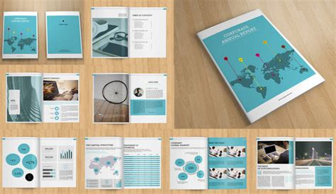 Annual Report Template 40 Free Word Pdf Documents Download Free Premium Templates Annual Report Design Templates