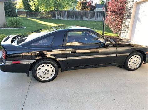 low mileage 1989 toyota supra turbo for sale