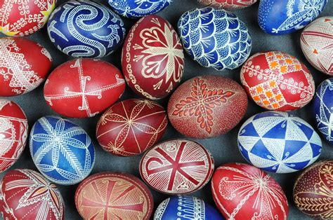 utah cultural celebration center hosts easter sculpted eggshell exhibit