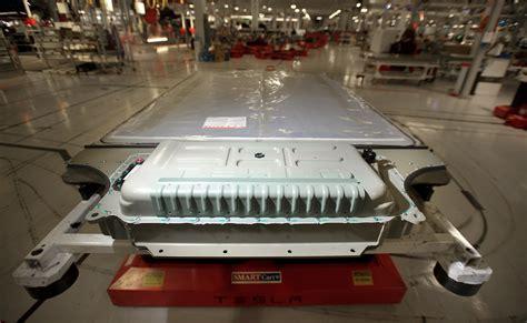 Tesla Battery Pack Design If Were A Car Company She D Be Tesla Latimes