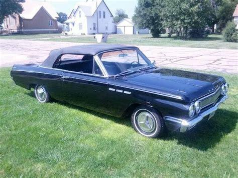 1963 buick special convertible 1963 buick special convertible 3 2l black on black on