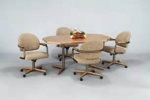 Design For Kitchen Chairs With Casters Ideas Kitchen Astounding Kitchen Chairs With Wheels Ideas Dining Table Design With Ravishing Walmart