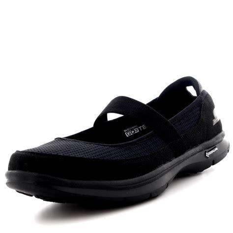 Skecher Go Walk 3 Womens Original womens skechers go step original memory foam walking running trainers uk 3 8 ebay