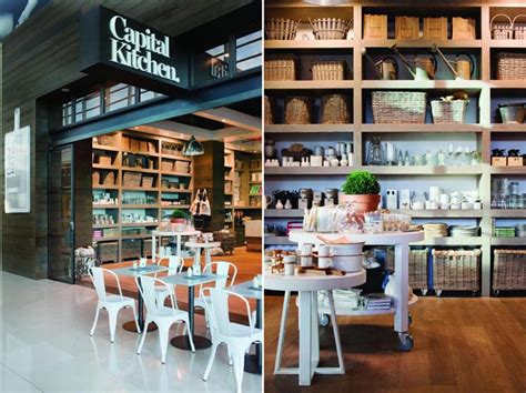 Capital Kitchens by Capital Kitchen Farmhouse Cafe By Mim Design