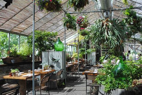 design hub greenhouse cafe muebles de terraza para decoraci 243 n en hosteler 237 a
