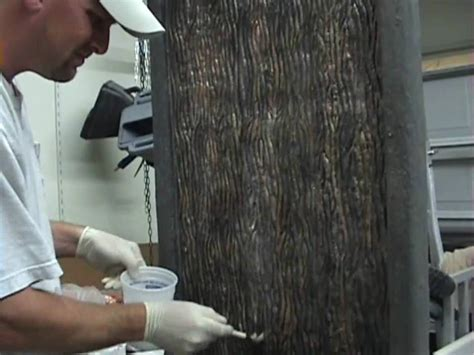 decorative concrete weeping water wall feature youtube