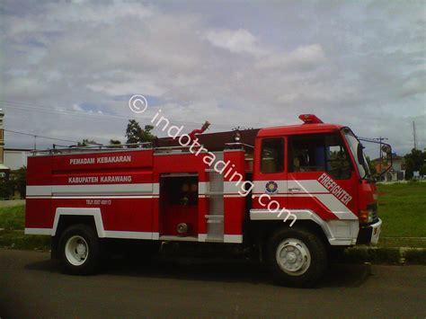 Alarm Pemadam Kebakaran jual truk pemadam kebakaran 02 harga murah bekasi oleh pt