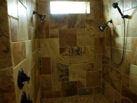 bathroom shower tile ideas kamar mandi minimalis 30 slate bathroom tile pictures