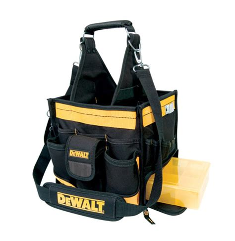 Electrical And Maintenance Tool Carrier Work Gear Pocket Tool Pouch dewalt dg5582 11 quot electrical maintenance tool bag carrier with parts tray new ebay
