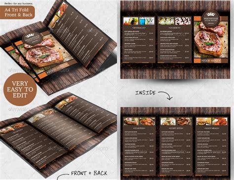 menu book template 20 best creative restaurant menu designs 2017