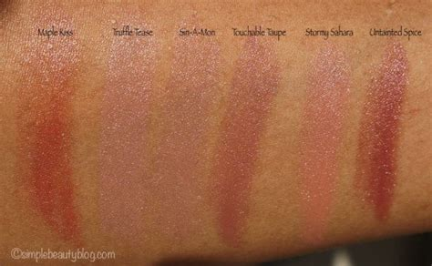 maybelline touchable taupe stormy sahara untainted spice pin by char hendri on makeup lust pinterest