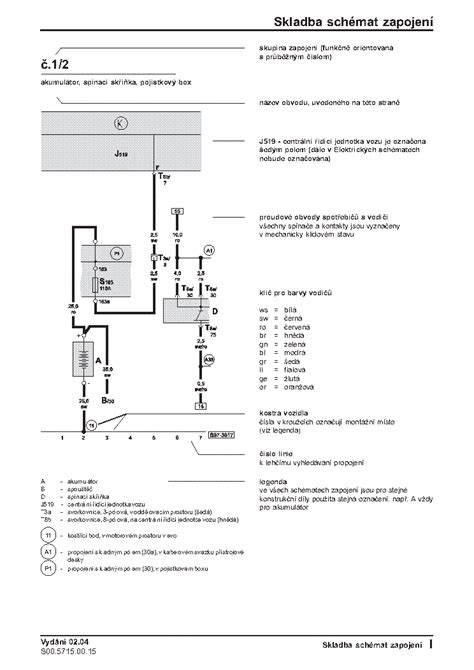 car electrical system diagram pdf efcaviation